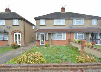 Thumbnail 3 bed semi-detached house for sale in Whitmore Avenue, Stifford Clays, Essex
