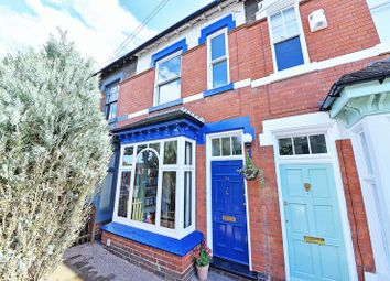 Thumbnail 3 bed terraced house for sale in Drayton Road, Kings Heath, Birmingham