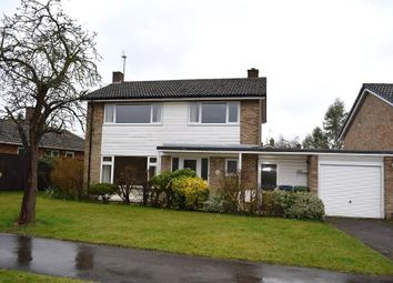 Thumbnail 3 bedroom detached house for sale in St. Peters Road, Coton, Cambridge