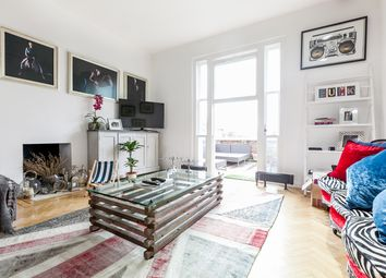 Thumbnail 3 bed flat to rent in Chepstow Villas, London