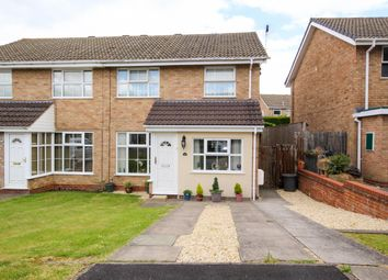 Thumbnail 3 bedroom semi-detached house for sale in Bearlands, Wotton Under Edge, Gloucestershire