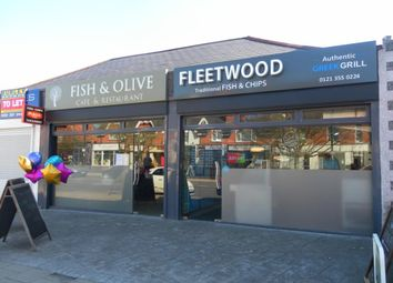Thumbnail Restaurant/cafe for sale in Boldmere Gardens, Boldmere Road, Sutton Coldfield