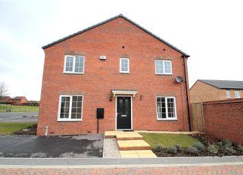 Thumbnail 3 bed semi-detached house for sale in Stumpcross Lane, Pontefract