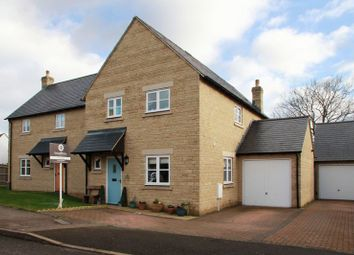 Thumbnail 4 bed semi-detached house for sale in Westhorp, Greatworth, Banbury