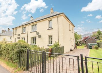 Thumbnail 2 bed flat for sale in Leven Terrace, Ballachulish, Argyllshire
