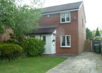 Thumbnail 2 bedroom semi-detached house to rent in Grange Road, Bramhall, Stockport