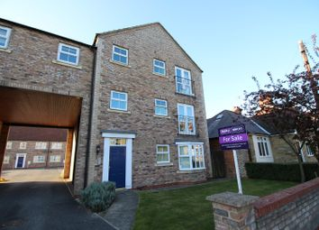 Thumbnail 2 bed flat for sale in Bowman Court, York