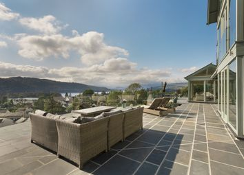 Thumbnail 5 bedroom detached house for sale in Post Knott Cottage, Brantfell Road, Bowness-On-Windermere, Cumbria