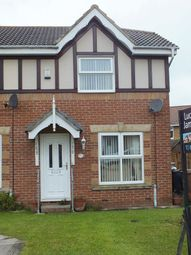 Thumbnail 3 bed semi-detached house for sale in Stagshaw, Killingworth, Newcastle Upon Tyne