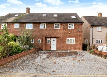 Thumbnail 5 bed semi-detached house for sale in Wingfield Way, Ruislip, Middlesex