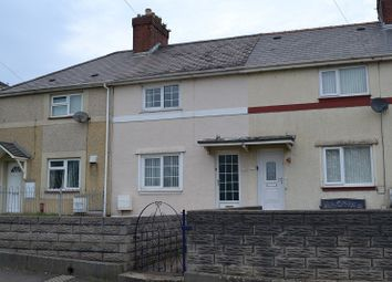 Thumbnail 2 bedroom terraced house for sale in Danygraig Road, Port Tennant, Swansea