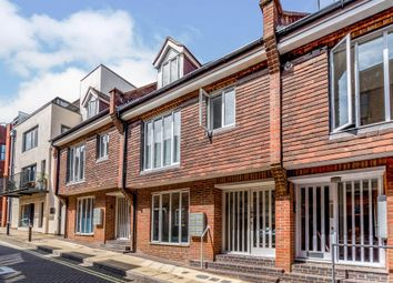 Thumbnail 2 bed flat for sale in St. Clement Street, Winchester