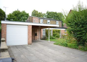 Thumbnail 3 bed detached house for sale in Longdown Road, Epsom