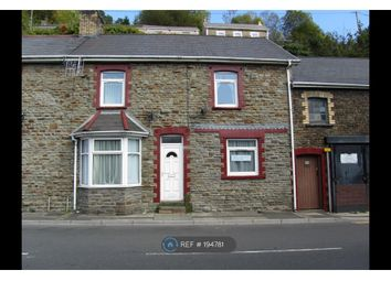 Thumbnail 1 bed flat to rent in High Street, Llanhilleth