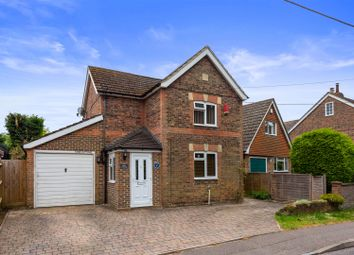 Thumbnail 3 bed detached house for sale in Sandy Lane, Crawley Down, Crawley