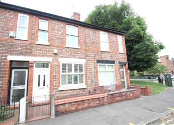 Thumbnail 2 bed terraced house for sale in Pinnington Lane, Stretford, Manchester