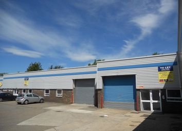 Thumbnail Industrial to let in Unit 6, Lynton Road, Cheney Manor, Swindon