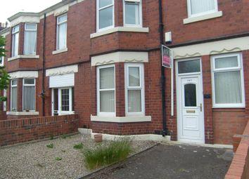 Thumbnail 4 bedroom property to rent in Rothbury Terrace, Heaton, Newcastle Upon Tyne