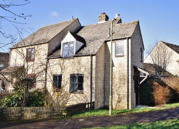 Thumbnail 2 bed semi-detached house for sale in Cotswold Meadow, Deer Park, Witney