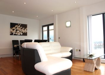 Thumbnail 2 bed flat to rent in South Quay, Kings Road, Swansea