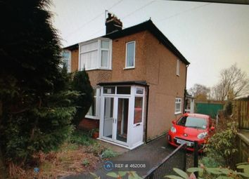Thumbnail 2 bed semi-detached house to rent in St. James's Road, Blackburn
