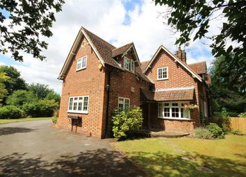 Thumbnail 3 bed semi-detached house for sale in Stanlake Lane, Twyford