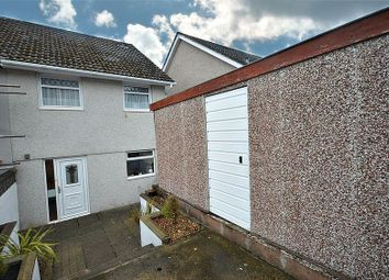 Thumbnail 2 bed semi-detached house for sale in Orchard Farm Estate, Trevethin, Pontypool