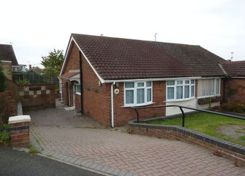 Thumbnail 2 bed bungalow for sale in Farm Hill Avenue, Strood, Rochester