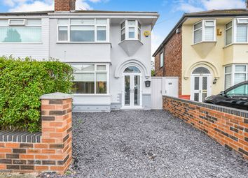 Thumbnail 3 bed semi-detached house to rent in Beechburn Crescent, Liverpool