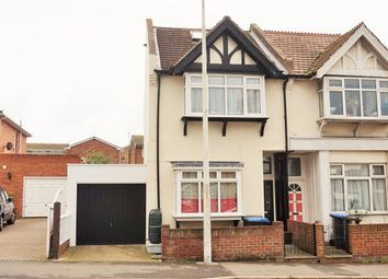 Thumbnail 3 bed semi-detached house for sale in Hereson Road, Ramsgate