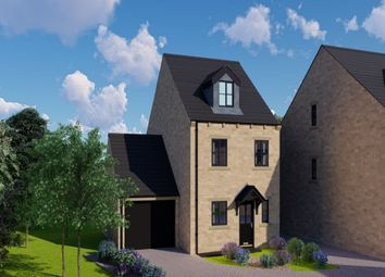 Thumbnail 4 bed detached house for sale in Cherry Tree Grove, Royston, Barnsley