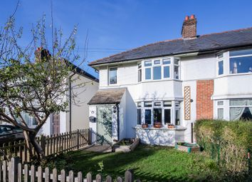Thumbnail 2 bed end terrace house for sale in Campbell Road, Oxford