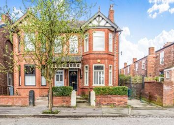 Thumbnail 3 bedroom semi-detached house for sale in Claude Road, Chorlton, Manchester, Greater Manchester