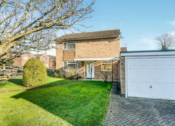 Thumbnail 3 bed detached house for sale in Ruskin Close, Rugby
