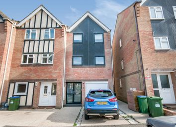 Thumbnail 4 bed end terrace house for sale in Mallett Close, Seaford