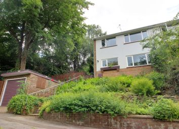 Thumbnail 3 bed semi-detached house for sale in Copperfield Road, Southampton