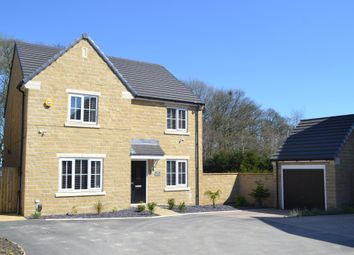 Thumbnail 4 bedroom detached house for sale in Harrowins Farm Drive, Queensbury, Bradford