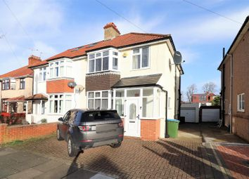 Thumbnail 3 bed semi-detached house for sale in Montcalm Road, London