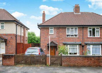 Thumbnail 3 bed semi-detached house for sale in Meadow Road, Dudley