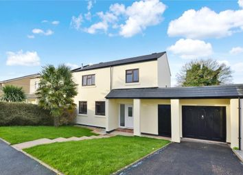Thumbnail 4 bed semi-detached house for sale in Moorland Avenue, Denbury, Newton Abbot, Devon
