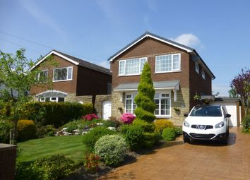 Thumbnail 3 bed detached house for sale in Hall Carr Lane, Longton, Preston