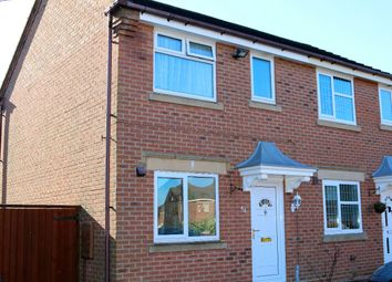 Thumbnail 2 bed semi-detached house to rent in Brick Kiln Way, Donnington, Telford