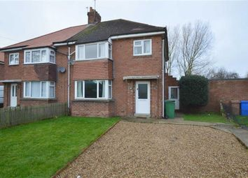 Thumbnail 3 bed semi-detached house for sale in High Street, Aldbrough, East Yorkshire