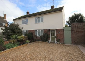 Thumbnail 2 bed semi-detached house for sale in Edinburgh Drive, Didcot