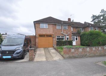 Thumbnail 4 bed semi-detached house for sale in Award Road, Church Crookham, Fleet