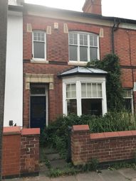 Thumbnail 4 bed terraced house for sale in Knighton Church Road, Leicester