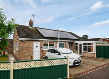 Thumbnail 3 bed detached bungalow for sale in St. Marys Road, North Hykeham, Lincoln