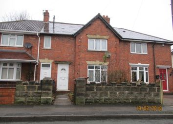 Thumbnail 3 bedroom terraced house for sale in Smith Road, Walsall
