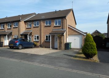Thumbnail 2 bed semi-detached house to rent in Woodpecker Close, Shrewsbury