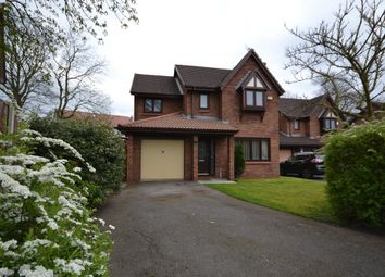 Thumbnail 4 bed detached house for sale in Hawkworth, Astley, Tyldesley, Manchester